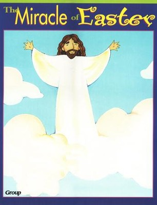 HOBC Bible Big Book: The Miracle of Easter  -