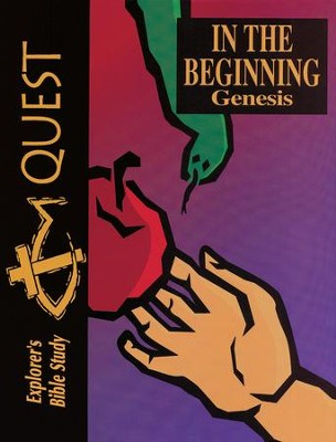 Bible Quest: In The Beginning (Genesis), Student Workbook   -