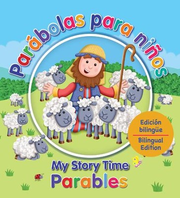 Parabolas para niqos: Edicisn biling|e, Parables For Kids: Bilingual Edition  -     By: Juliet David, Chris Embleton Hall     Illustrated By: Chris Embleton Hall
