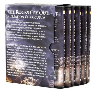 The Rocks Cry Out, Lessons 1-6   -     By: Bruce Malone
