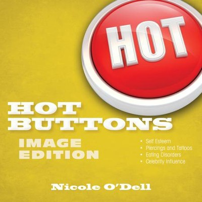 Hot Buttons Image Edition - eBook  -     By: Nicole O'Dell