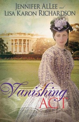 Vanishing Act - eBook  -     By: Jennifer Allee, Lisa Richardson