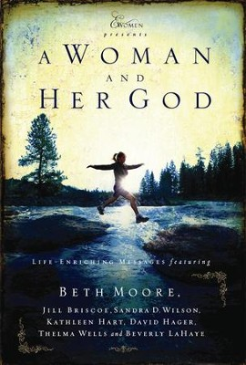 A Woman and Her God - eBook  -     By: Beth Moore