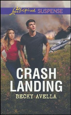 Crash Landing  -     By: Becky Avella