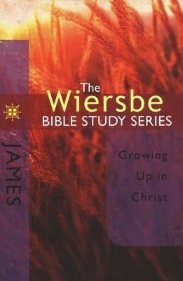 James: The Warren Wiersbe Bible Study Series   -     By: Warren W. Wiersbe