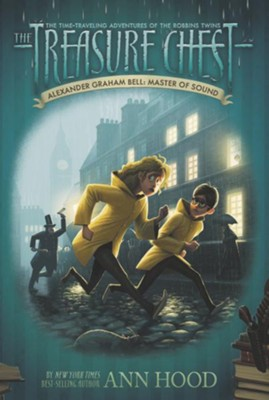 #7: Alexander Graham Bell  -     By: Ann Hood     Illustrated By: Denis Zilber