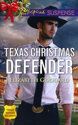 Texas Christmas Defender  -     By: Elizabeth Goddard