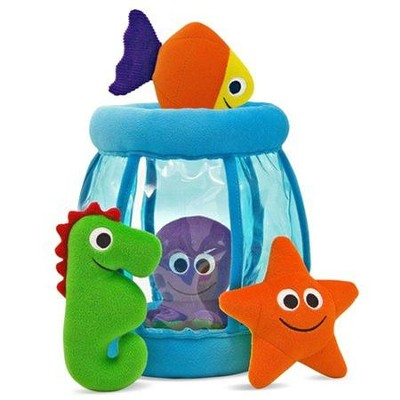 Fishbowl Fill & Spill  -     By: Melissa & Doug