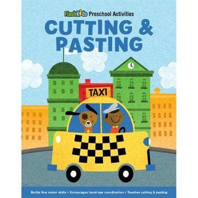 Cutting and Pasting: City Life  -     By: Flash Kids Editors, Steve Mack