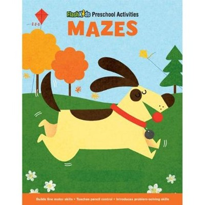 Mazes: A Day at the Park  -     By: Flash Kids Editors, Steve Mack