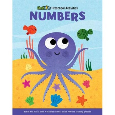 Numbers: Let's Go to the Beach  -     By: Flash Kids Editors, Steve Mack