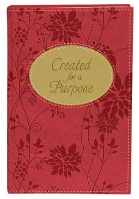 Created for a Purpose Gift Edition: A Message of Hope for Women - eBook  -     By: Darlene Sala