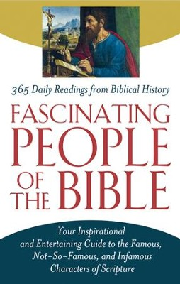 Fascinating People of the Bible - eBook  -     By: Christopher Hudson
