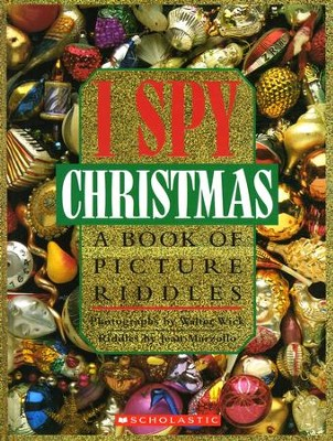 I Spy Christmas  -     By: Jean Marzollo, Carol D. Carson     Illustrated By: Walter Wick