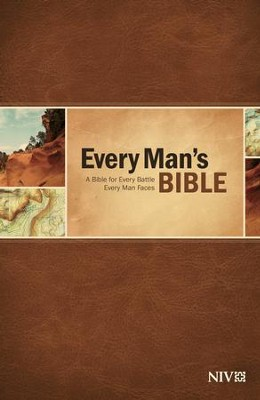 Every Man's Bible NIV - eBook   -     By: Dean Merrill, Stephen Arterburn