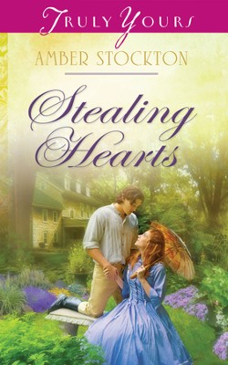Stealing Hearts - eBook  -     By: Amber Stockton
