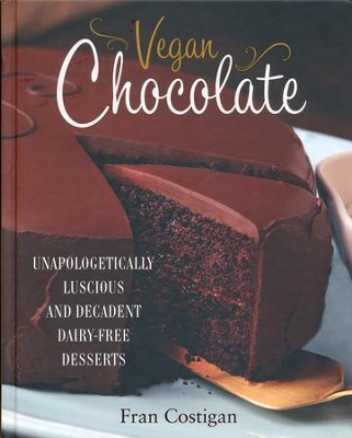 Vegan Chocolate    -     By: Fran Costigan