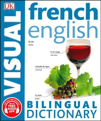 French English Bilingual Visual Dictionary  -     By: DK