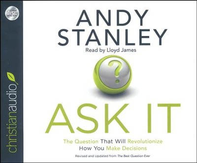 Ask It - unabridged audiobook on CD  -     Narrated By: Lloyd James     By: Andy Stanley
