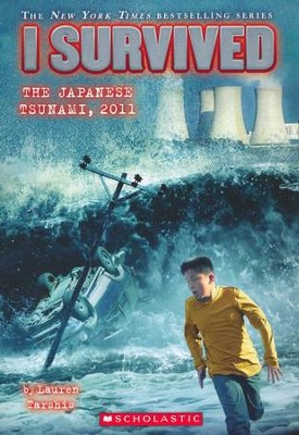 #8: I Survived the Japanese Tsunami, 2011  -     By: Lauren Tarshis