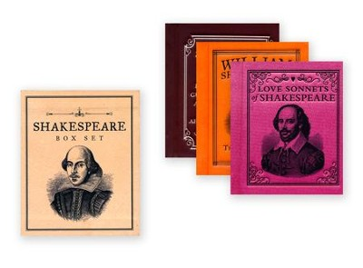 Shakespeare Box Set  -     By: William Shakespeare