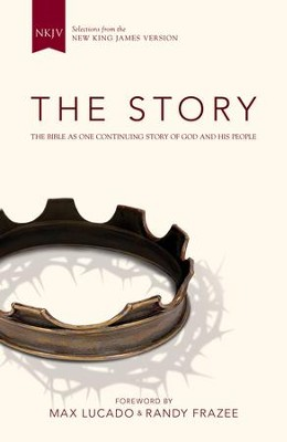 The Story, NKJV: The Bible as One Continuing Story of God and His People - eBook  -     By: Zondervan