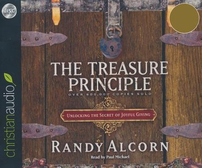 Treasure Principle - unabridged audiobook on CD  -     Narrated By: Paul Michael     By: Randy Alcorn