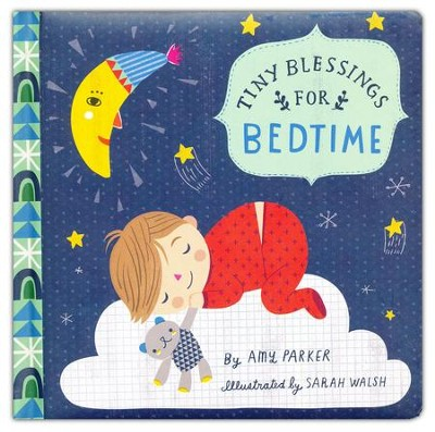 Tiny Blessings: For Bedtime  -     By: Running Press