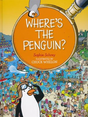Where's the Penguin  -     By: Sophie Schrey