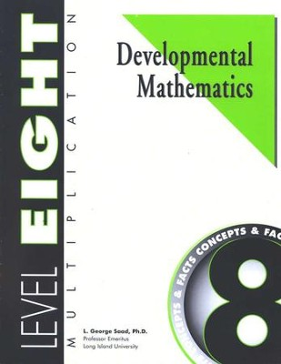 Developmental Math, Level 8, Student Workbook   -     By: L. George Saad