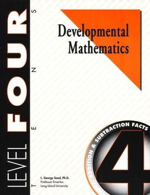 Developmental Math, Level 4, Student Workbook   -     By: L. George Saad