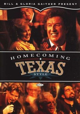 Homecoming Texas Style, DVD   -