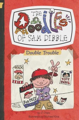 Double Trouble #2  -     By: Judy Press     Illustrated By: Michael Kline