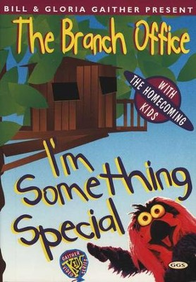 I'm Something Special, DVD   -     By: The Homecoming Kids