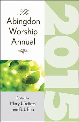 The Abingdon Worship Annual 2015 - eBook  -