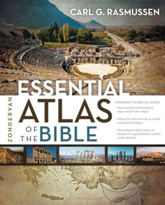 Zondervan Essential Atlas of the Bible - eBook  -     By: Carl G. Rasmussen