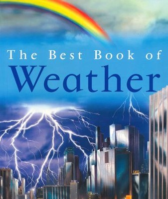The Best Book of Weather  -     By: Simon Adams