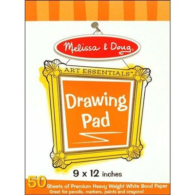 Drawing Pad   -     By: Melissa & Doug