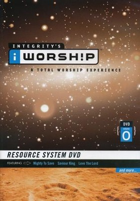iWorship Resource System DVD, Volume O    -
