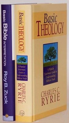 Basic Theology Set, 2 Volumes   -     By: Charles C. Ryrie, Roy B. Zuck