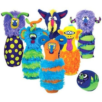 Monster Bowling  -     By: Melissa & Doug