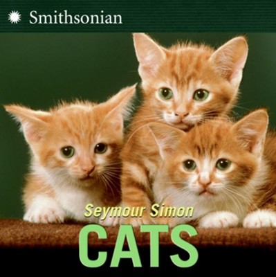 Cats, Updated Edition  -     By: Seymour Simon
