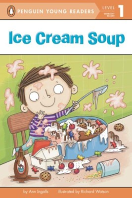 Ice Cream Soup  -     By: Ann Ingalls