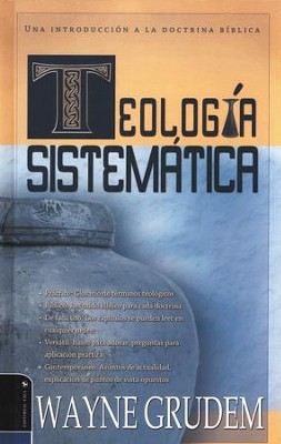 Teolog&#237a Sistem&#225tica  (Systematic Theology)  -     By: Wayne Grudem