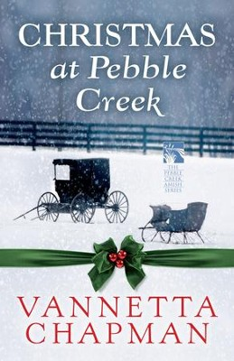Christmas at Pebble Creek (Free Short Story) - eBook  -     By: Vannetta Chapman
