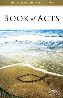 The Book of Acts - eBook  -     By: Rose Publishing