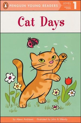 Cat Days  -     By: Alexa Andrews