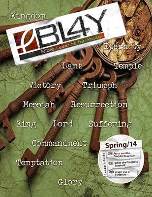 Bible Lessons for Youth Spring 2014 Leader - eBook  -     By: Mary Bernard, Andrea Murdock, Lara Blackwood Pickrel, Lee Yates