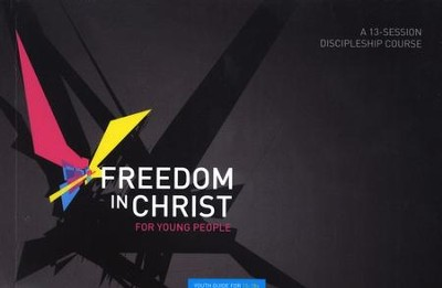 Freedom in Christ for Young People, Workbook 15-18 5 Pack  -     By: Neil T. Anderson, Steve Goss