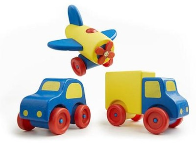 First Vehicles Set  -     By: Melissa & Doug